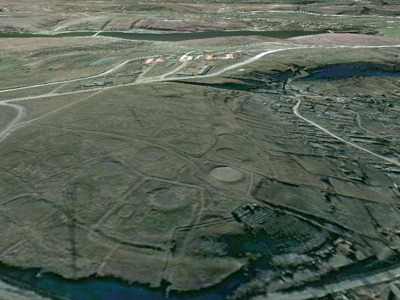 Seimeni – Sanctuarul megalitic