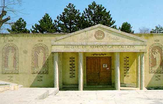 Callatis 1 – Cetate întemeiată în secolul IV î.H de Grecii Dorieni