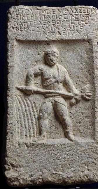 Gladiatorii vechiului Tomis