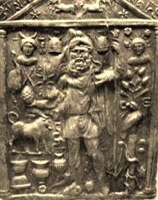 Fântânele – Misteriosul zeu Sabazios
