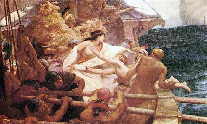 Tomis – Legenda argonauților sau Sacrificarea lui Absyrtos