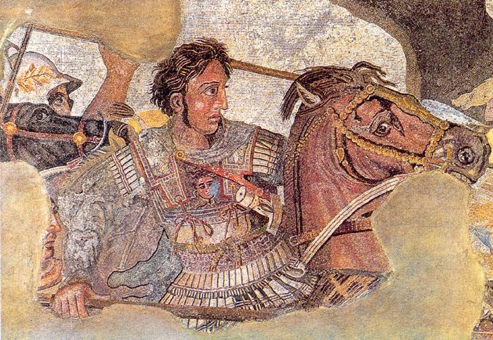 O armată a lui Alexandru Macedon, distrusă de geţi în Dobrogea