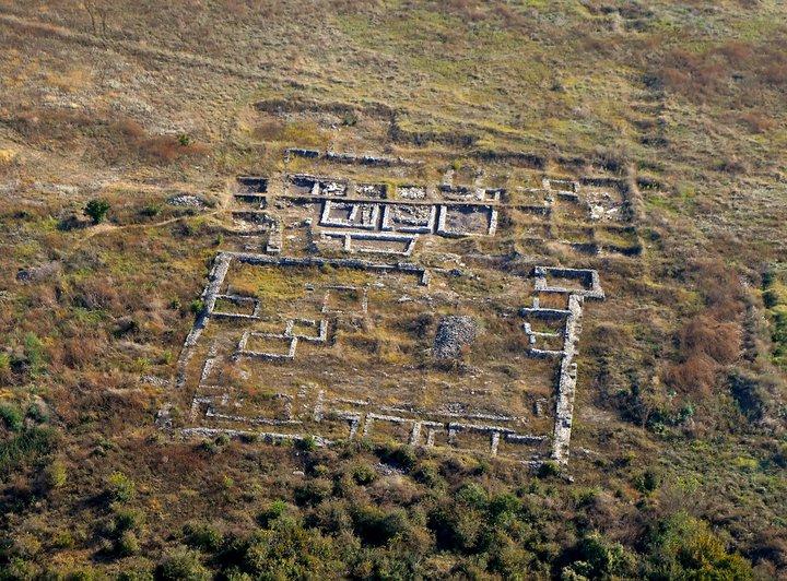Cetatea de la Albești – fortăreața războinicilor dorieni