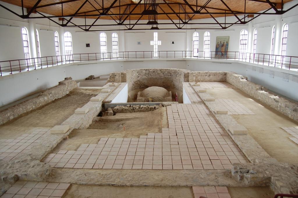 Martirii de la Niculițel – Zotikos, Attalos, Kamasis și Filippos