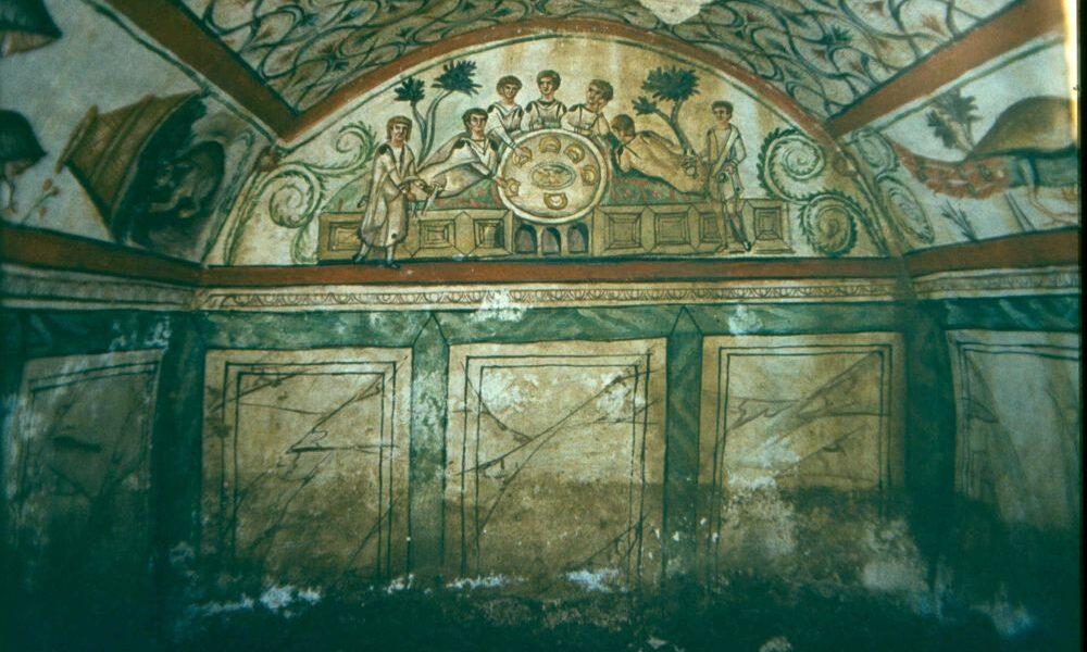 Constanța – Mormântul pictat de la Zorile