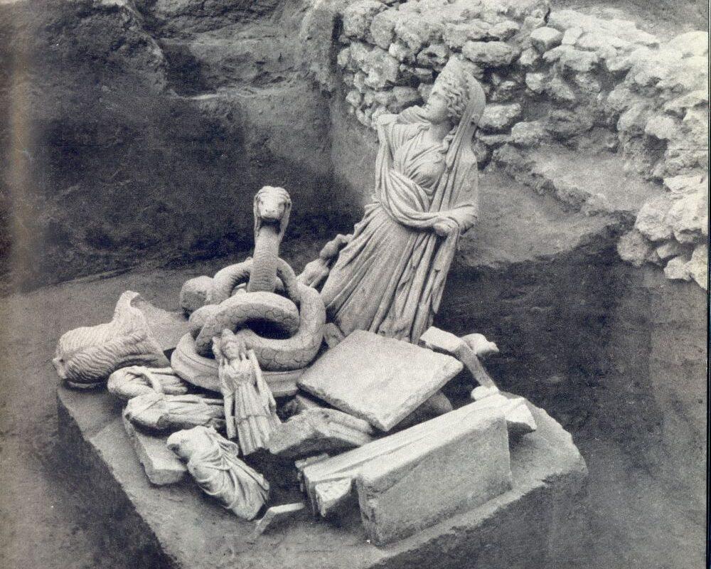 Marele Tezaur al Tomisului – dăruit Constanţei de Zeița Fortuna