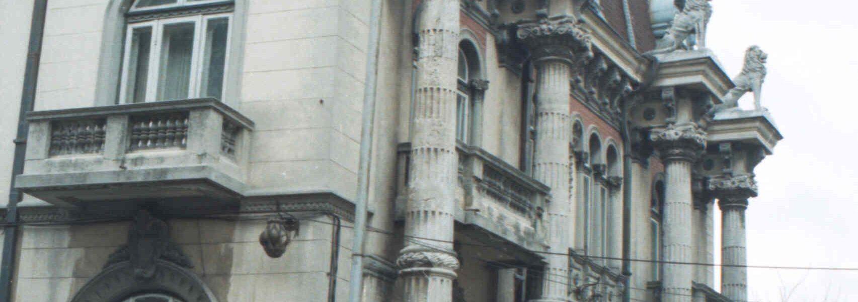 Palatul Leilor, un simbol al Constanței