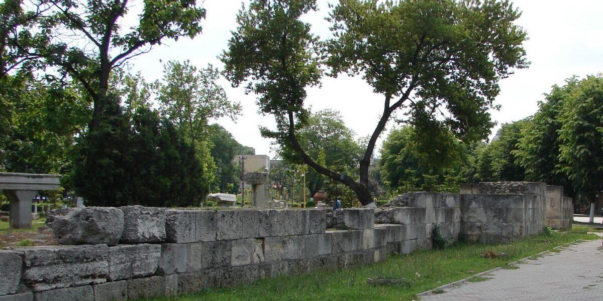 Anadolchioi, vechiul Turris Muca