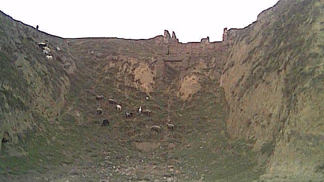 Cetatea Troesmis, jaful organizat şi revolta localnicilor
