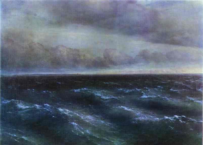 Legenda lui Bogatyr şi a Mării Negre