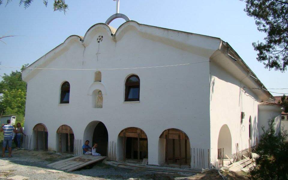 Biserica îngropată de la Istria/Caranasuf