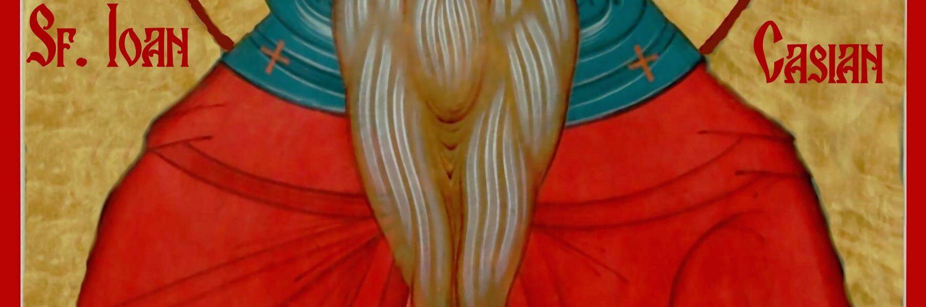 Sfântul Ioan Casian, primul mare călător al Dobrogei