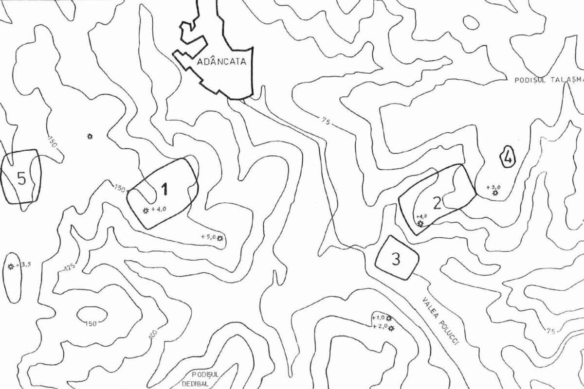 Cetatea de la Adâncata, cea mai mare davă getică a Dobrogei și taina tezaurului de la Cuzgun