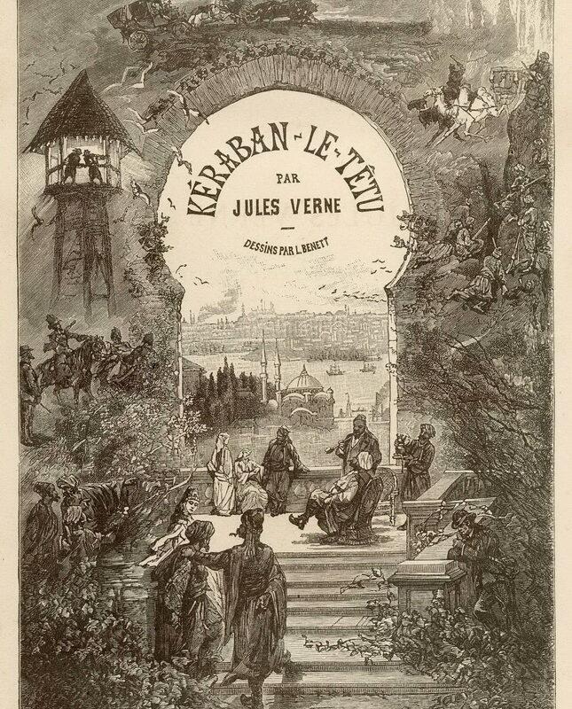 Jules Verne şi descrierea Dobrogei