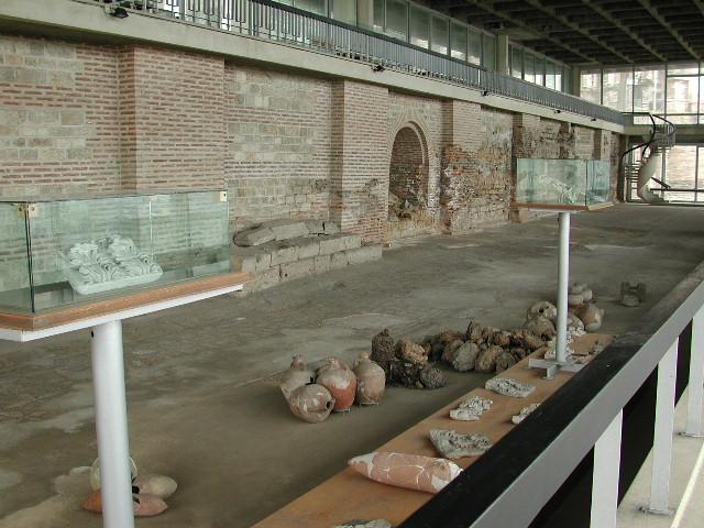 Edificiul Roman cu Mozaic – inima bătrânului Tomis
