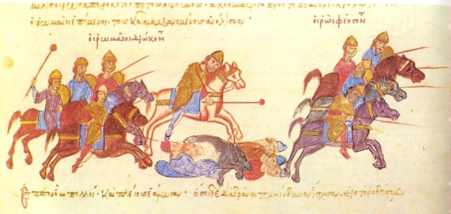 Cneazul Sviatoslav, Dobrogea şi sângeroasa bătălie de la Dunăre