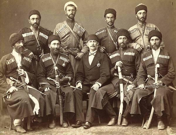 Povestea cerchezilor din Dobrogea