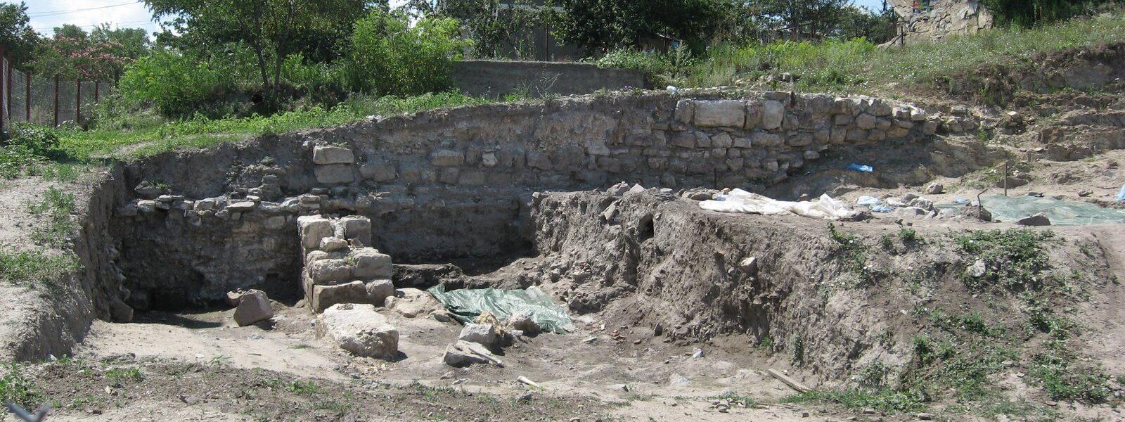 Proslaviţa – Fortăreaţa medievală de la Nufăru