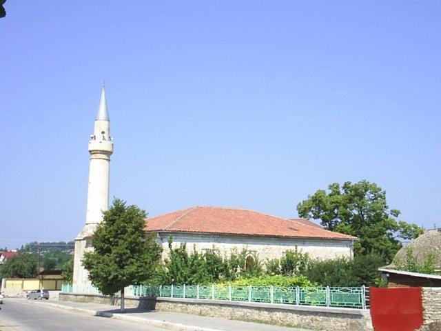 Geamia din Babadag, Ali Gazi Paşa şi izvorul sfânt