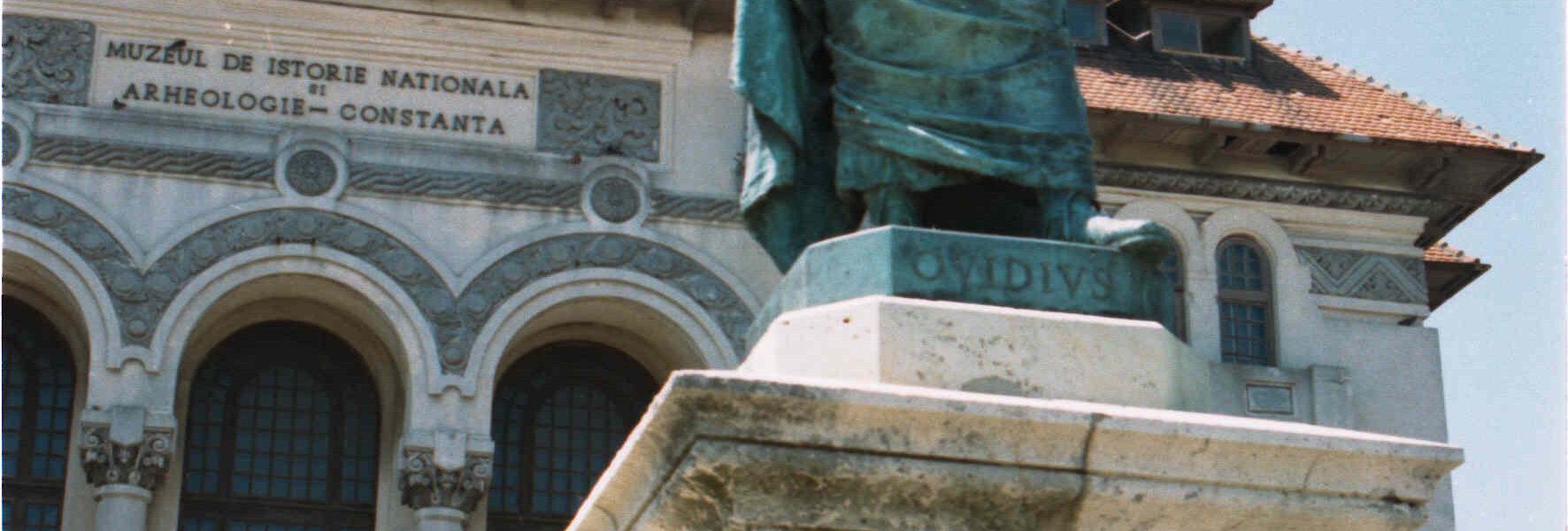 Poetul Ovidiu și orașul Tomis, cel de acum două milenii