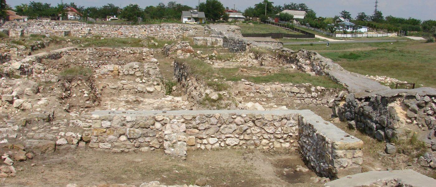 Povestea familiei Cocceius, de la Capidava