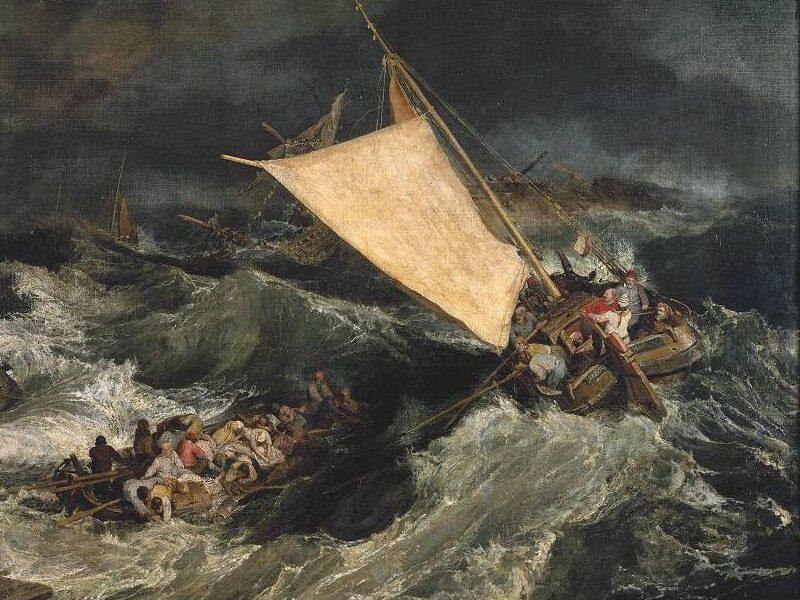 Povestea unui naufragiu