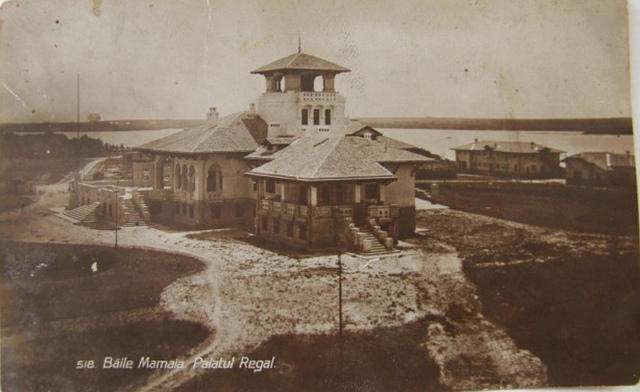Povestea Palatului Regal din Mamaia – La Castel