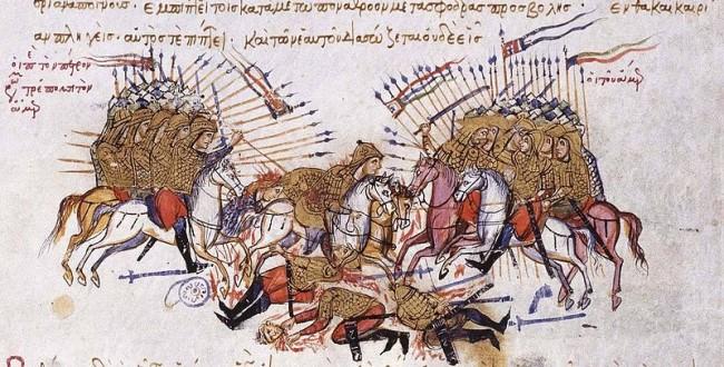 Războiul pecenegilor şi povestea celor doi hani, Tyrah şi Kegen