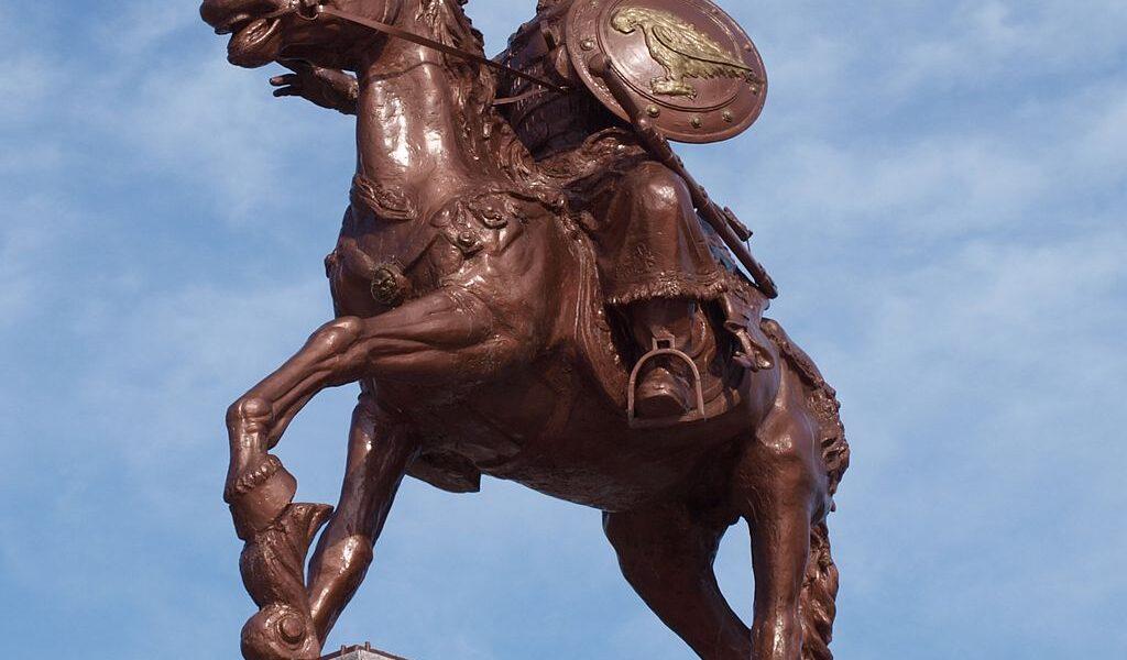 Povestea ţarului Asparuh şi bătălia de la Ongala, din Delta Dunării!
