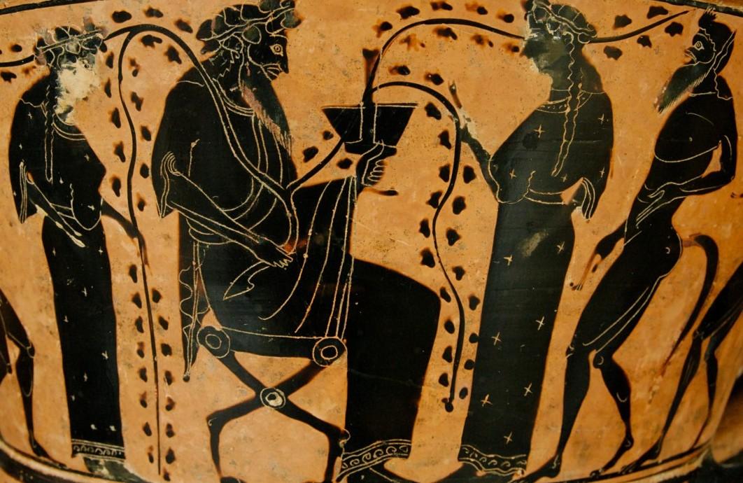 Sărbătorile zeului Dionysos şi cetăţile pontice