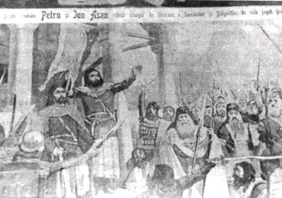 """Povestea lui Ioan Asan, """"împăratul"""" Vlahilor"""