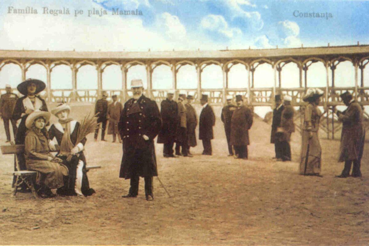 Băile Mamaia – inagurarea din 1906
