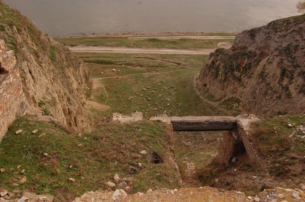 Arrubium, cetatea antică de la Măcin
