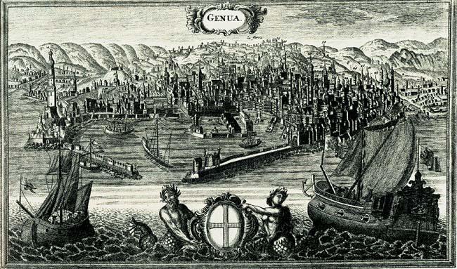 Genovezii şi Gurile Dunării – Chilia Veche, Solina, San Giorgio