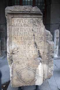 """Iulius Quadratus, """"primarul"""" Capidavei"""