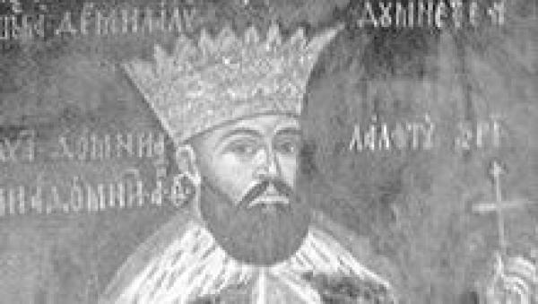 """Radu Şerban Vodă, """"oraşul"""" Dăeni şi revolta românilor"""