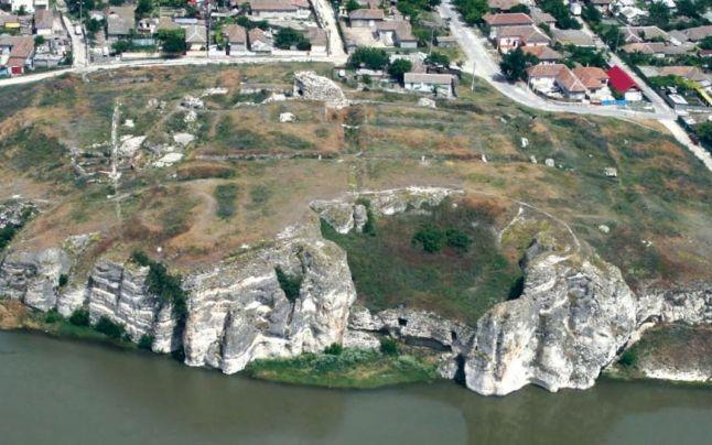 Secretele castrului roman Carsium