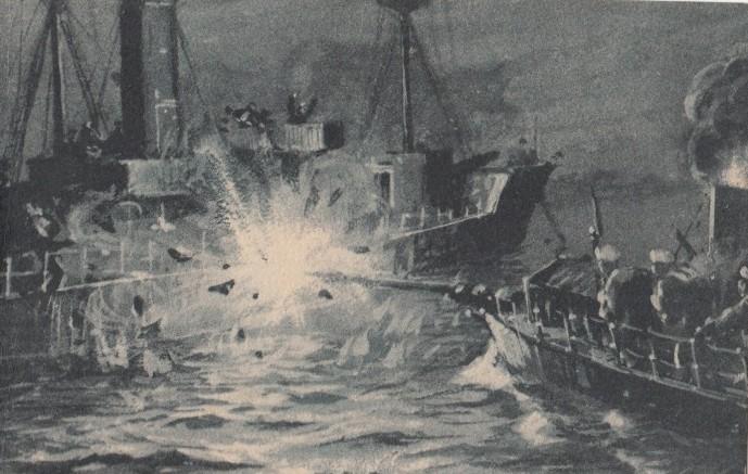 Şalupa Rândunica – file de istorie dobrogeană