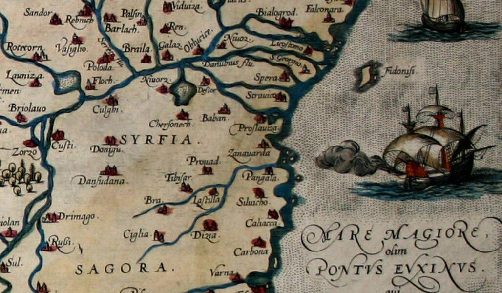 Pangalla/Pangalia – Taina unui oraş medieval