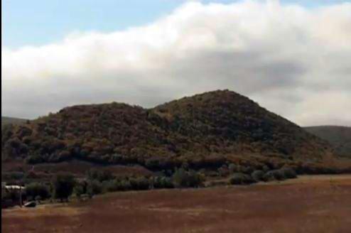 Fortăreaţa misterioasă de pe Dealul Harada (Ibida – Slava Rusă)