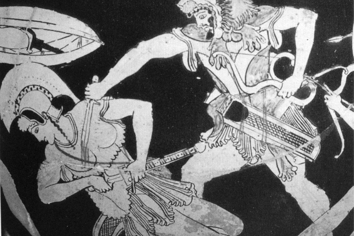 Heracles şi aventurile sale la ţărmul Pontului