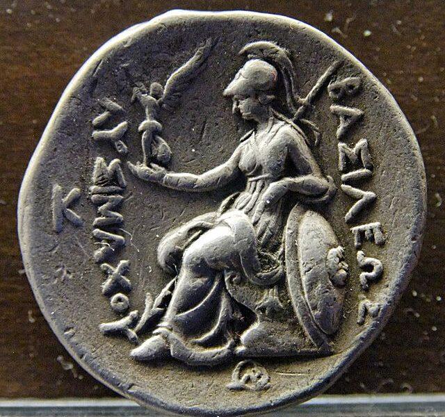 Asediul cetăţii Callatis şi Lisimah, regele Traciei