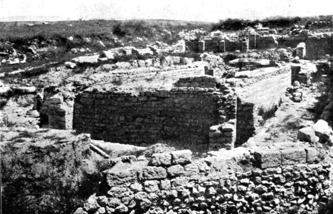 Basilica cisternă de la Tropaeum Traiani – Adamclisi