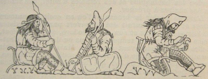 Legenda lui Idanthuras şi umilirea perşilor