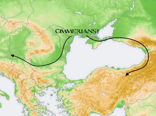 Cimerienii, între legendă şi adevăr – un popor străvechi misterios, care a stăpânit acum 3000 de ani Europa şi Dobrogea