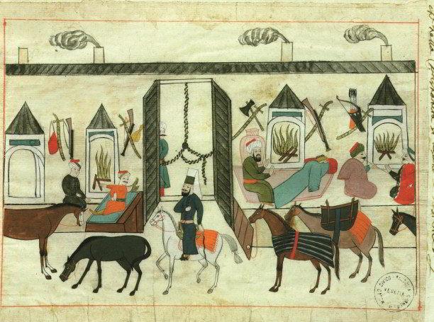 Karavanserai – Marile hanuri ale Dobrogei otomane şi drumurile provinciei