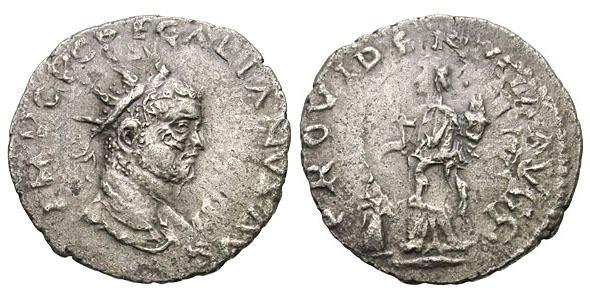 Regalianus, un împărat roman coborâtor din Decebal