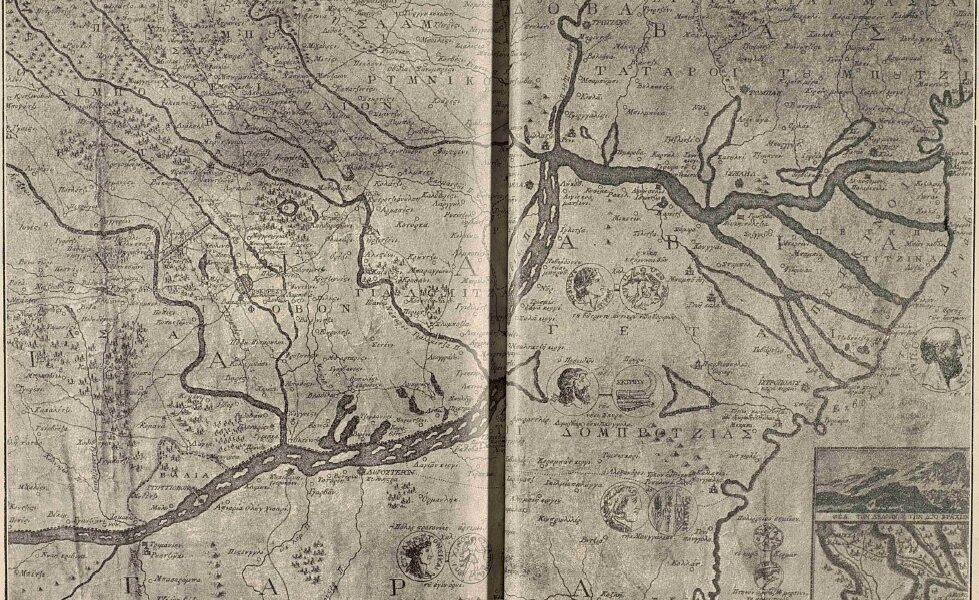Un mare cărturar uitat – Iosif Mesiodax, filozoful din Cernavoda şi prima hartă a Dobrogei