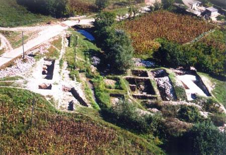 Cetatea Ibida (Slava Rusă) şi povestea Pârâului de Aur