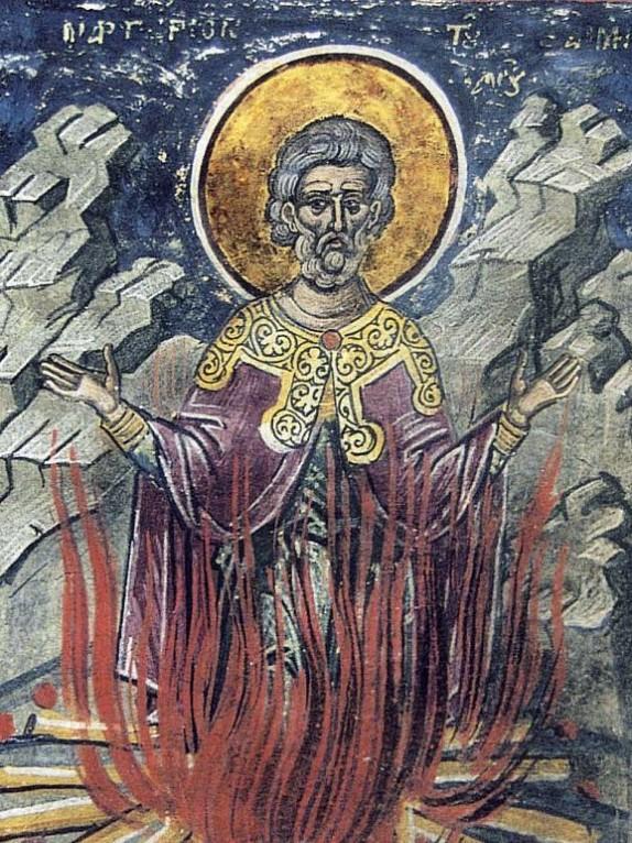 Povestea lui Aemilianus, ultimul martir creştin al Dobrogei